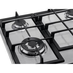HGB64420YM   AEG Gas Hob   4 Burners   ao.com Cooker Hobs, Cast Iron Wok, Fried Vegetables, Food Preparation, Pasta Dishes, It Cast, Stainless Steel, 3, Euro