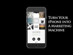 Word Swag Tutorial - Use Your iPhone for Book Marketing