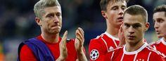 Gewonnen, aber nicht glücklich: Die Bayern siegen in Anderlecht.