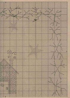 Schema punto croce Cottage Inthe Sticks 03