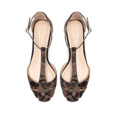 Building a Spring 2013 Wardrobe: LEATHER SANDAL - Shoes - Woman - ZARA Canada