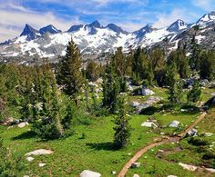 Pacific Crest National Scenic Trail