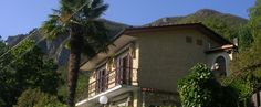 Villa in the park of the Apuan Alps