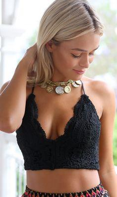 Mura Online Fashion Boutique | Eponine Crop
