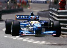 Michael Schumacher_BENETTON B195 (1995)