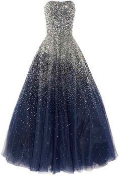 Beautiful. Add some sleeves and its like wearing the night sky