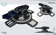 Javelin Medium Turret by Calates