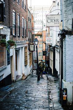 Bristol, southwest England