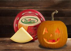 What better way to celebrate the first day of Fall than with fresh Parrano cheese?