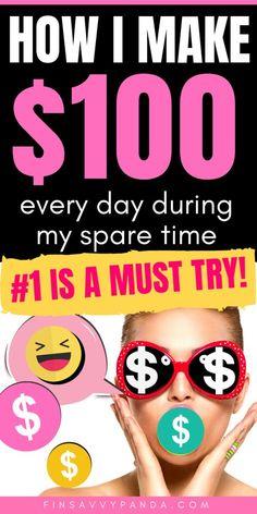 Make Quick Money, Make Money From Home, Earn More Money, Earn Money Online, Earning Money, Marketing Program, Affiliate Marketing, Media Marketing, Hustle Money