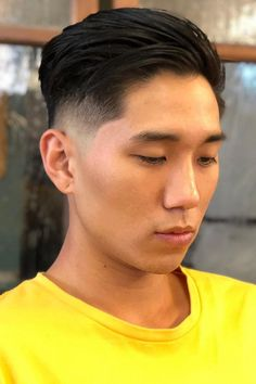 Looking for the freshest Korean hairstyles ideas? Our guide includes an option for everybody, a short wavy Kpop undercut, a medium messy perm, long curly bangs with a middle part and many other haircuts popular in Korea. Short Hair For Boys, Korean Short Hair, Short Wavy, Long Curly, Permed Hairstyles, Boy Hairstyles, Straight Hairstyles, Korean Boy Hairstyle, Korean Hairstyles