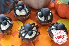 Cupcakes Vedova Nera #halloween  Dolcetto o scherzetto?