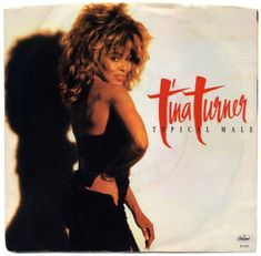 Typical Male b/w Don't Turn Around Tina Turner, Capitol Records/USA Tina Turner Albums, R&b Albums, Music Albums, Ike And Tina Turner, Rock Festivals, Black Actors, Zz Top, R&b Soul, Thing 1