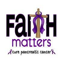 Pancreatic Cancer - Faith matters
