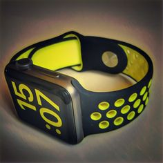 Apple Watch Nike band