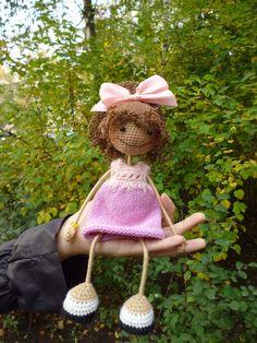 jouets tricotés de Ramziya!  Atelier poupée intérieur