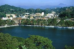 Kandy Lake - Kandy, Sri Lanka * Although it is Sri Lanka's second-largest city, Kandy retains a small town air.  Join locals for a stroll around its large artificial lake, created in 1807 by the Sinhalese kings who made Kandy their capital.