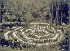 "Bohemian Grove, has long been the location where the most powerful men in the world come to meet for seventeen days each year. Their words and secrets hidden within the remote ""sacred grove"" of the ancient redwood forest, California."