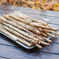 Bread sticks (Grissini)