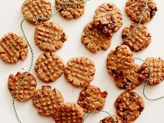 Get Gluten-Free Peanut Butter-Chocolate Chunk Cookies Recipe from Food Network