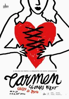 Ópera Carmen, Georges Bizet - miguemarti
