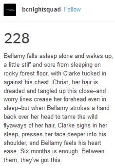 Bellamy, Clarke, Bellarke, tumblr, the 100