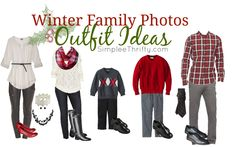 Winter Family Photos Outfit Ideas Are you planning a family photo session this winter? Here are some Winter Family Photo Outfit Ideas for you! Sometimes I think this is the hardest part of planning for family photos, picking out the clothes! Christmas Pictures Outfits, Family Christmas Pictures, Holiday Pictures, Holiday Outfits, Christmas Pics, Xmas Photos, Fall Photos, Family Holiday, Winter Outfits