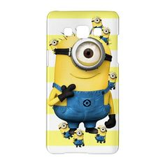 Despicable Me Stuart Minions Samsung Galaxy A5 Hardshell Case Cover