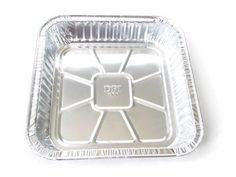 Disposable Aluminum 9 X 9 X 1 34  Square Cake Pan 1100NL 100 * Visit the image link more details.