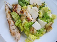funnypilgrim: Rezept: Caesar Salad