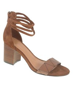 Cinnamon Rylan Leather Sandal