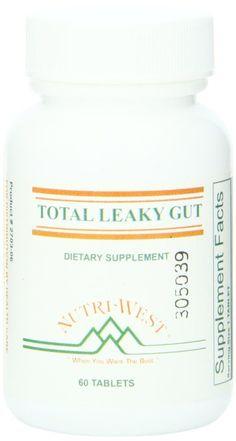 Nutri-West - Total Leaky Gut 60 Tablets