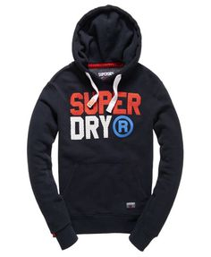 Superdry Sweat à capuche Star State