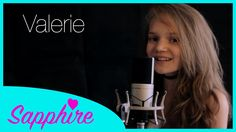 Valerie amy winehouse the zutons cover by 12 year old sapphire