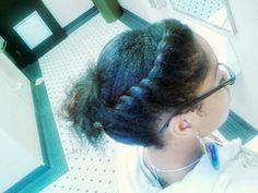 Idées de coiffure sur les cheveux crépus