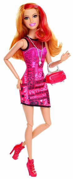Barbie Fashionista Summer Doll Fashion Dolls