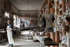 Stefano Scatà Food Lifestyle and Interiors photographer Sardinian hand worked pottery Pottery Workshop, Pottery Studio, Clay Projects, Projects To Try, Sardinia Italy, Photo Transfer, Ceramic Studio, Pottery Vase, Hands