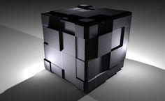 Cube HD Wallpaper