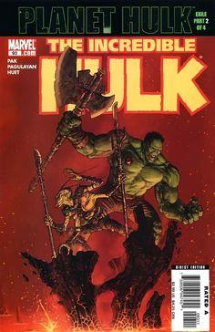 Planet hulk #7