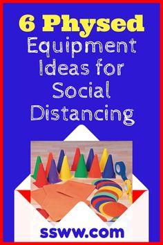 Are you looking for some ideas for physical education lessons while maintaining social distancing? I've got 6 must-have pieces of equipment that will help you keep kids six feet apart in large spaces according to the latest health guidelines. These ideas are meant to get you thinking and give you some great ideas for elementary and pre-K physed activities for the coming school year. #physed #physicaleducation #socialdistancing #6feetapart #physedsuperhero Physical Education Activities, Pe Activities, Health And Physical Education, Education And Literacy, Pe Games Elementary, Pre K Lesson Plans, School Six, Pe Lessons, Pe Teachers