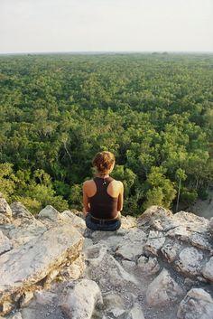 Escale à Coba au Mexique Grand Canyon, Nature, Travel, Bouldering, Mexico, Naturaleza, Viajes, Traveling, Natural