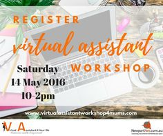 Want to find out more about working from home as a Virtual Assistant? What is involved? I will show you how to create your own Facebook page, sign up form using MailChimp and much more! Join us this Saturday at @newportnet co-working space. To book your spot go to www.virtualassistantworkshop4mums.com