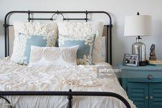 Stock Photo : Elegant bedroom