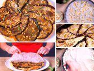 La remarquable omelette à l'italienne : une recette traditionnelle au goût unique ! - La Recette Beef, Unique, Food, Tarte Tatin, Salty Tart, Kitchens, Eggplants, Italy, Meat