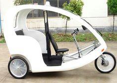 Davinci's E-Taxi http://www.godavincigo.com/etaxi.html
