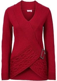 This fitted cable knit jumper has a wrap style hem and cute buckle detail at one side. Cable Knit Jumper, Knit Cardigan, Knitting Accessories, Crochet Clothes, Classy Outfits, Autumn Winter Fashion, Sweaters For Women, My Style, Benetton