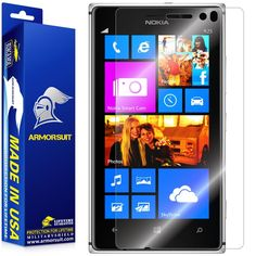 ArmorSuit MilitaryShield - Nokia Lumia 925 Screen Protector Shield Ultra Clear   Lifetime Replacements *** See this great product.