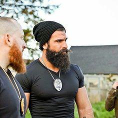 The bearded beast at work #Beard #Motivation @fuckkingamir