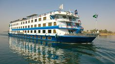 Grand Star Nile cruise is a standard 5 stars floating hotel. It sails on the Nile river between Luxor and Aswan cities in Egypt. It provides a lobby