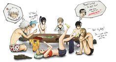 yaoi funny | soul eater strip poker by malame